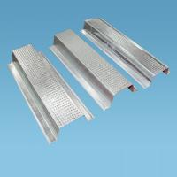 Buy cheap U Furring Channel Ceiling Gypsum Metal Profile Partition zinc coating Galvanized Light Steel Keel from wholesalers