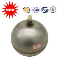 Buy cheap Copper / 316L Small Ballcock Float / Cistern Ball Valve Parts Long Life Span from wholesalers
