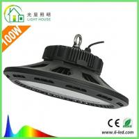 Buy cheap 100W UFO High Bay Led Lighting With 2700-6500K CCT , CE ROHS Certification product