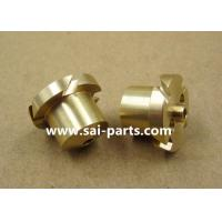 Buy cheap Precision CNC Machined Brass Mechanical Parts from wholesalers