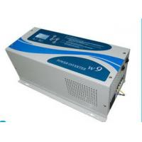 Buy cheap pure sine wave W9 24v 1500w power inverter with optional working mode from wholesalers