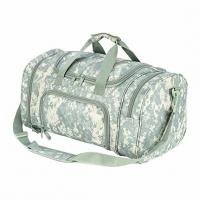Buy cheap Lightweight Military Tactical Bag Travel Duffle Bag With Shoes Compartment from wholesalers