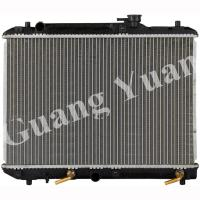 Buy cheap Custom Suzuki Swift Radiator / Suzuki Cultus Radiator OEM 17700-60G10 Year 95 from wholesalers