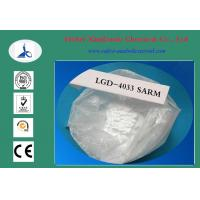 Buy cheap Hair Loss Treatment Raw Hormone Powders Ligandrol Anabolicum LGD-4033 1165910-22-4 from Wholesalers