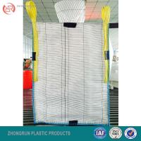 Buy cheap 100% pp woven recycled FIBC conductive big bulk bag, conductive super sacks from wholesalers