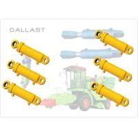 Buy cheap Double Acting  Welded Hydraulic Cylinders Piston for Farm Truck from wholesalers