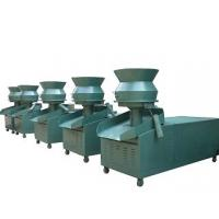 Buy cheap Biomass fuel straw sawdust briquette machine from wholesalers