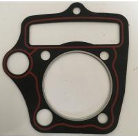Buy cheap CD110 full set repair gasket  ,motorcycle gasket for CD110 made in xingtai  ,cylinder block and cylinder head from wholesalers