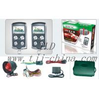 Buy cheap One Way Car Alarm System TLD-C045 from wholesalers