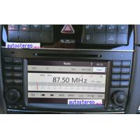 Buy cheap 7'' Car Stereo DVD GPS Navigation for Mercedes-Benz CLK W209 CLS W219 from wholesalers