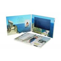 Buy cheap Business Promos LCD Screen Video Brochure 2.4 4.3 Full Color Printing from wholesalers