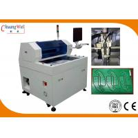 Buy cheap 0.3 - 3.5 mm PCB Thickness PCB Depaneling Router Equipment With 0.1 mm Cutting Precision from wholesalers