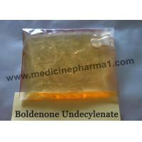 Buy cheap 99% Purity Steroid Raw EQ / Equipoise Boldenone undecylenate CAS 13103-34-9 from wholesalers