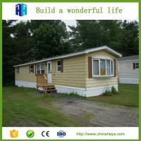 Buy cheap Luxury prefab villa metal screen houses front elevation house design from wholesalers