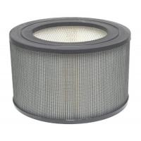Buy cheap Glavanized frame v-bank combined hepa filter from wholesalers