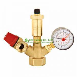 China Brass Safety Valve,Safety Group Set,Air Vent Valve,Boiler Valve,1.5 Bar, 3 Bar Safety Valve,Use For Boiler on sale