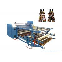 Buy cheap 67 CE Certificate Rotary Heat Transfer Machine Heat Printing from wholesalers
