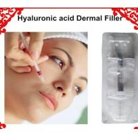 Buy cheap 1ml Hastyle injectable anti wrinkle face lift hyaluronic acid fillers Buy Injectable Ha Dermal Filler from wholesalers