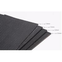 Buy cheap Glossy 3k Carbon fiber sheet 1mm from wholesalers