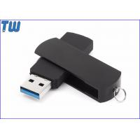 Buy cheap Rotating Metal Cover USB 3.0 Flash Drives ABS Body Free Key Ring from wholesalers