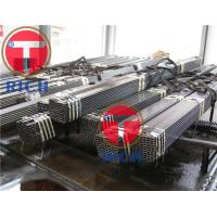 Buy cheap Square / Rectangular Precision Steel Pipe With Galvanized Coated Astm A106 from wholesalers