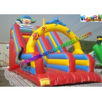 Buy cheap Customized Pirate Ship Commercial Inflatable Blow up Slide 8L x 4W x 6H Meter from wholesalers