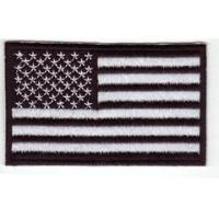 Buy cheap USA Flag Embroidery Patch Made by Machine from wholesalers
