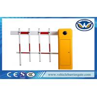 Buy cheap Remote Control Driveway automatic security barriers for Car Parking from wholesalers
