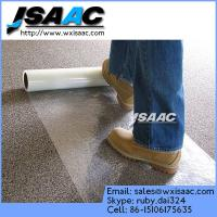 Buy cheap High Stick Self Adhesive Plastic Film For Carpet from wholesalers