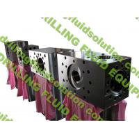 Buy cheap Mud Pump Fluid End Module, Studded Only, 35CrMo, 42CrMo High Alloy Steel F/ National 12P160 14P220 Triplex Mud Pump from wholesalers