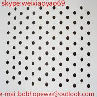 Buy cheap The best seller High Quality perforated metal mesh with best price from wholesalers