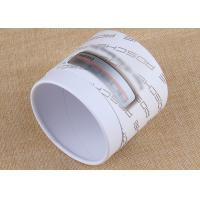 Buy cheap 100mm Diameter Paper Cans Packaging Food Storage Paper Composite Cans Matt Finished from wholesalers