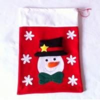 Buy cheap Santa Claus Gift Bags promotion gift product