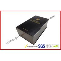 Buy cheap Hot Stampig Emboss Paper Wine Packaging Boxes With Bible Book Shape from wholesalers