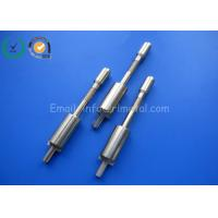 Buy cheap Custom Precision Linear Shafts Lathe Turning Long Shafts For Office Equipment from wholesalers