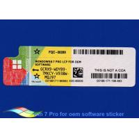 Buy cheap Microsoft Windows 7 Professional Product Key 100% Original for PC from wholesalers