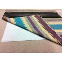 Buy cheap Anti Creep Felt Underlay For Rugs / 100gsm - 800gsm Rolls Of Felt product