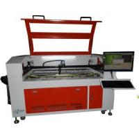 Buy cheap Narrow Trademark Label Logo Laser Cutting Machine with Auto Feeding Device (WZ10060CCD-AR1) from wholesalers