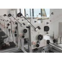 Buy cheap High speed Auto Coil Winding Machine Parts With Polished ceramic eyelets , QH-MTCS product