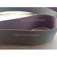 Buy cheap Original 3M 237AA & 307EA Trizact Abrasive sanding Belt for Stainless steel product