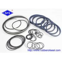 Buy cheap High Pressure Hydraulic Motor Seal Kit MSB600 Double / Single Acting 0.3-0.8m/s Speed from wholesalers