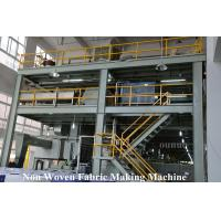 Buy cheap Non Woven Fabric SMS Making Machine from wholesalers