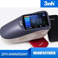 CIE Lab Hand Held Spectrometer Color Chromameter With Color Matching Software