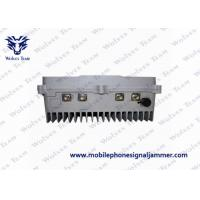 Buy cheap Dust Resistance Convoy Bomb Jammer , Cell Phone Wifi Jammer Jamming Range 100m from wholesalers