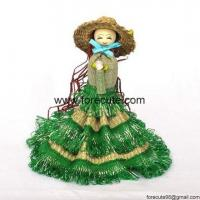 Buy cheap Straw Dolls,Valentines Gifts, Crafts Gifts, Giftware from wholesalers