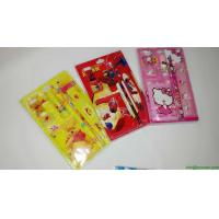 Buy cheap Back to school stationery gift kit with PVC pencil bag,custom stationery set from wholesalers