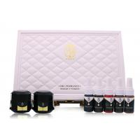 Buy cheap TEWENNIE Brand Eyebrow Pigment Ink Set Box For Semi Permanent Eyeline Lip Makeup from wholesalers
