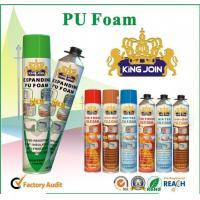 Buy cheap Manual PU Foam Sealant , Home Spray Foam InsulationFor Bonding / Soundproofing from wholesalers