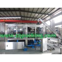 Buy cheap Carbonated Drink Glass Bottle Filler Machine from wholesalers