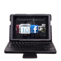 Buy cheap Detachable Bluetooth Keyboard Leather Case For Amazon Kindle Fire HDX 8.9 2013Detachable from wholesalers
